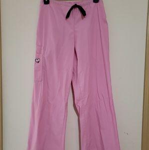 Light pink nursing pants